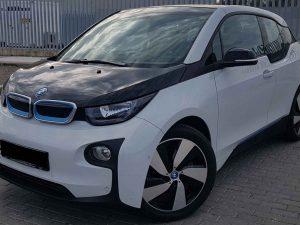 BMW i3 Autonomía Extendida