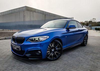 BMW Serie 2 220d Coupé M Performance