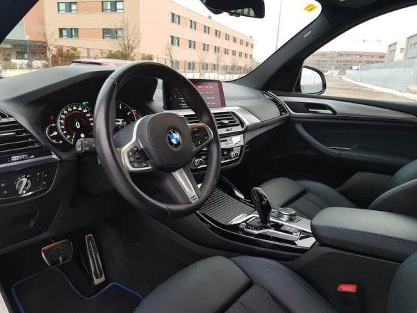 Comprar BMW X3 xDrive 29dA